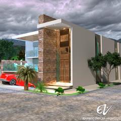 Eduardo Zamora arquitectos:  tarz Pasif ev