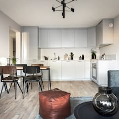 Small kitchens by homify, Modern