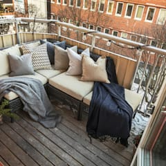 Balcony by homify