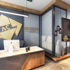 Rita İç Mimarlık – sekreterlik:  tarz Ofis Alanları