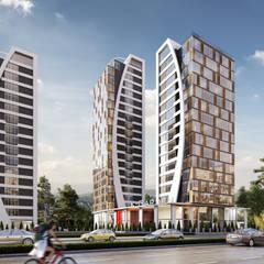 Lotus Mimarlık/Architecture – Kamil Gül İnşaat/Adana:  tarz Evler