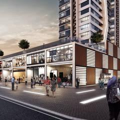 Lotus Mimarlık/Architecture – Platinum Adana:  tarz Evler