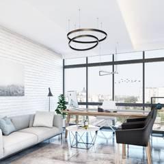 Lotus Mimarlık/Architecture – Mersin Ofis:  tarz Çalışma Odası
