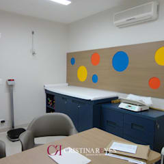 Clinics by Cristina Reyes Design de Interiores