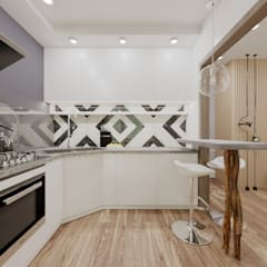 Small-kitchens by EM design