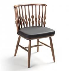 Cafe Sandalyeleri – Yagmur Tornalı Cafe Sandalye:  tarz Bar & kulüpler