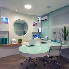 مكتب عمل أو دراسة تنفيذ Designer de Interiores e Paisagista Iara Kílaris