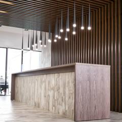 Edificios de Oficinas de estilo  por A Studiya by Elena Agafonova