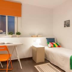 Teen bedroom by Impuls Home Staging