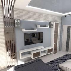 Habitaciones de niños de estilo  de студия дизайна Ольги ковалевой