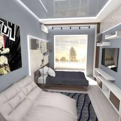 Girls Bedroom by студия дизайна Ольги ковалевой