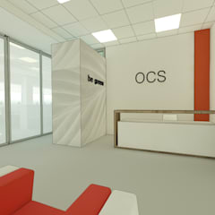 Offices & stores by Characteriors