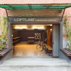 LoftLab Bolivia: Edificios de oficinas de estilo  de ESTUDIO DE CREACIÓN JOSEP CANO, S.L.