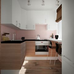 Small kitchens by Characteriors