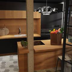 Kitchen by Der Schlüssel zum Glück - Interior Design