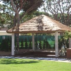 حديقة Zen تنفيذ ARQ1to1 - Arquitectura, Interiores e Decoração, إستعماري