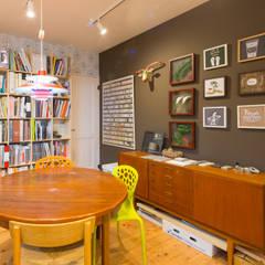 原山Y邸: 株式会社アートアーク一級建築士事務所が手掛けた書斎です。