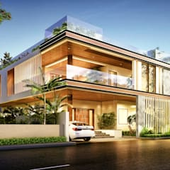 Villas by B Design Studio,