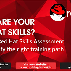 Best Red Hat Training in Noida - Training Basket:  Study/office by Training Basket