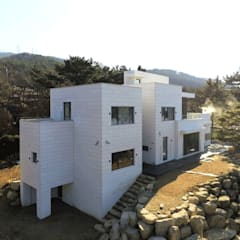 Country house by 아익 건축