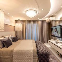 اتاق خواب by Designer de Interiores e Paisagista Iara Kílaris