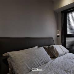 Bedroom by 臣月空間工程