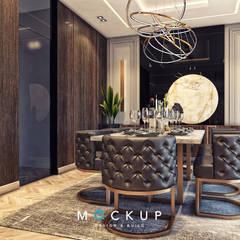 اتاق غذاخوری by  Mockup studio