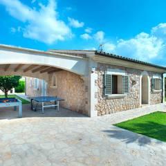 فيلا تنفيذ Diego Cuttone, arquitectos en Mallorca