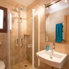 Diego Cuttone, arquitectos en Mallorcaが手掛けた浴室,
