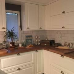 Built-in kitchens by ed mimarlık
