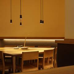 Gastronomía de estilo  por Miel Arquitectos