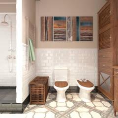 """Дизайн """"Кабинета-комнаты отдыха"""" : Стены в . Автор – Дизайн студия Arh-ideya"""