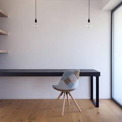 Villa Eze: Bureau de style  par Deux et un