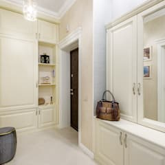 Corridor & hallway by Дизайн интерьера в Калининграде. 4LifeDesignStudio