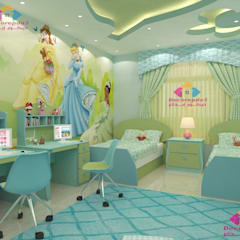 Nursery/kid's room by ديكور ابداع