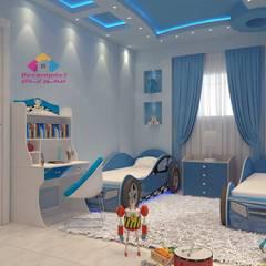 Boys Bedroom by ديكور ابداع