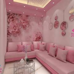 Living room by ديكور ابداع