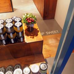 loup sweet: 바른디자인 - barundesign의  벽,모던 MDF