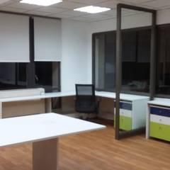 Remodelación Oficinas Gerencia Cpech: Estudios y biblioteca de estilo  por AOG