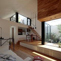 توسط 株式会社Fit建築設計事務所 اکلکتیک (ادغامی)