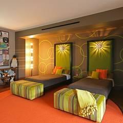 ห้องนอนเด็กชาย by Valerie´s JOL