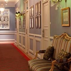 Grande Hotel do Porto: Corredores e halls de entrada  por Barbot