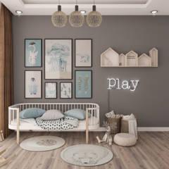 Baby room by Rengin Mimarlık