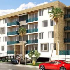 Taller 3M Arquitectura & Construcción:  tarz Apartman
