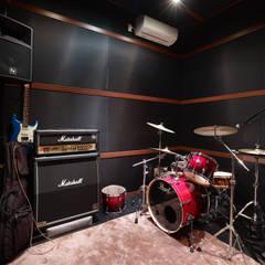 防音室: 藤原・室 建築設計事務所が手掛けた子供部屋です。