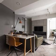 Estudios y despachos de estilo  por 寓子設計