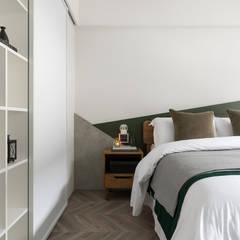 寓子設計:  tarz Yatak Odası
