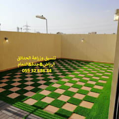 Garden Shed by شركة تنسيق حدائق عشب صناعي عشب جداري 0553268634