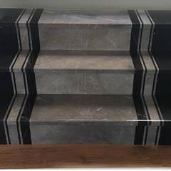 DUMLUÖZCANMADENCİLİK/MARBLEALANYA – marblealanya:  tarz Merdivenler,