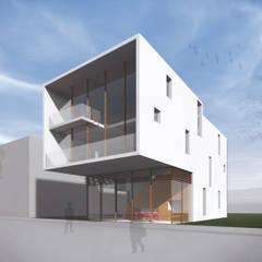 Huis Thailand:  Villa door TEKTON architekten